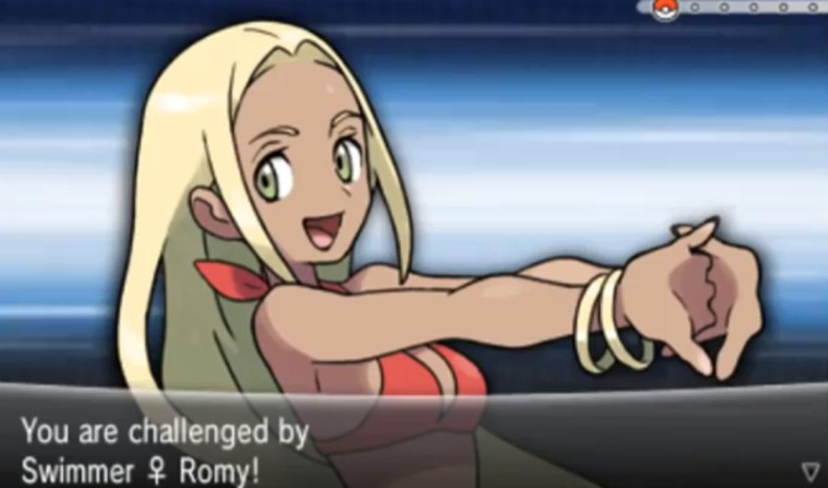 Pokémon X and Y Walkthrough, Part Twenty: Azure Bay