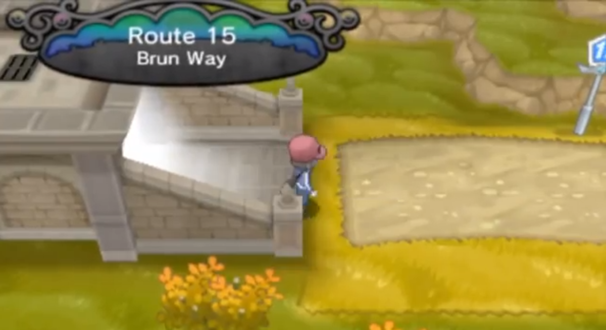 Pokémon X and Y Walkthrough, Part Twenty-Seven: Route 15