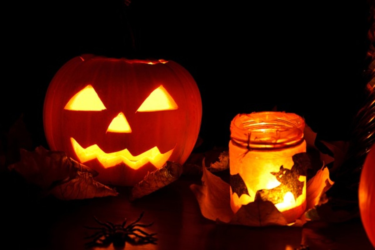 A Samhain Pumpkin Spell: Gaining Wisdom from the Ancestors