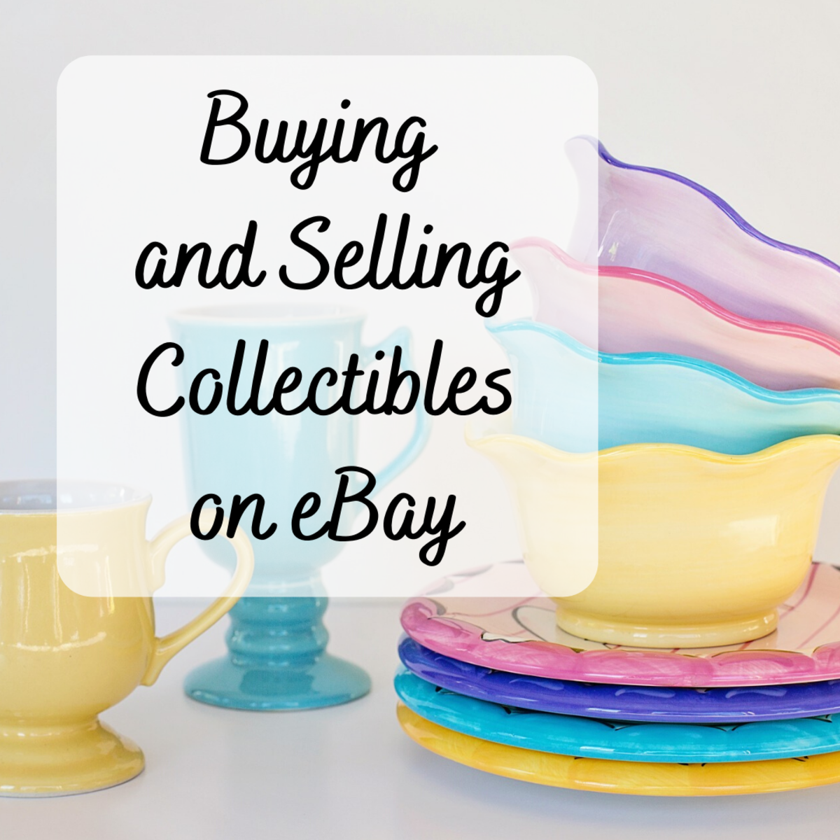 Discover some top tips for buying and selling collectibles on eBay, such as where to find items and what sells the best.