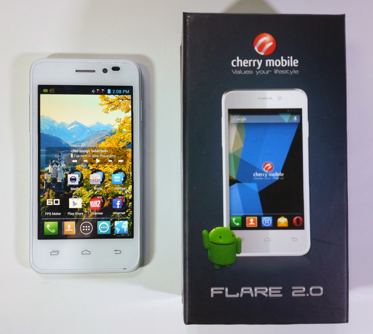Cherry Mobile Flare 2.0 Review