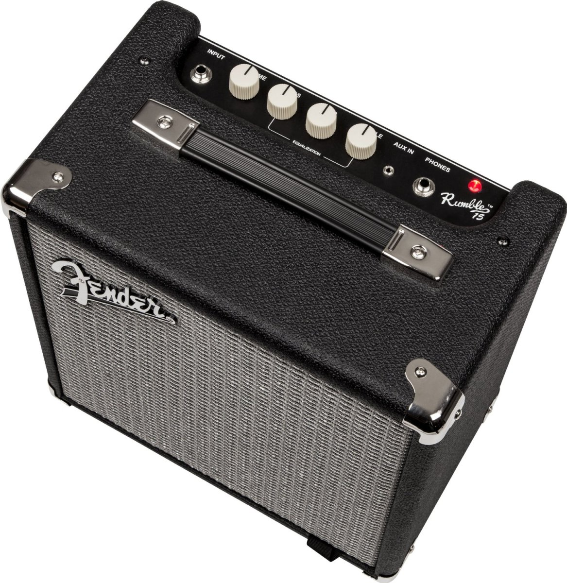 Review Of Fender Rumble 15 V3 Bass Practice Amp Spinditty Guitar Input Jack Wiring
