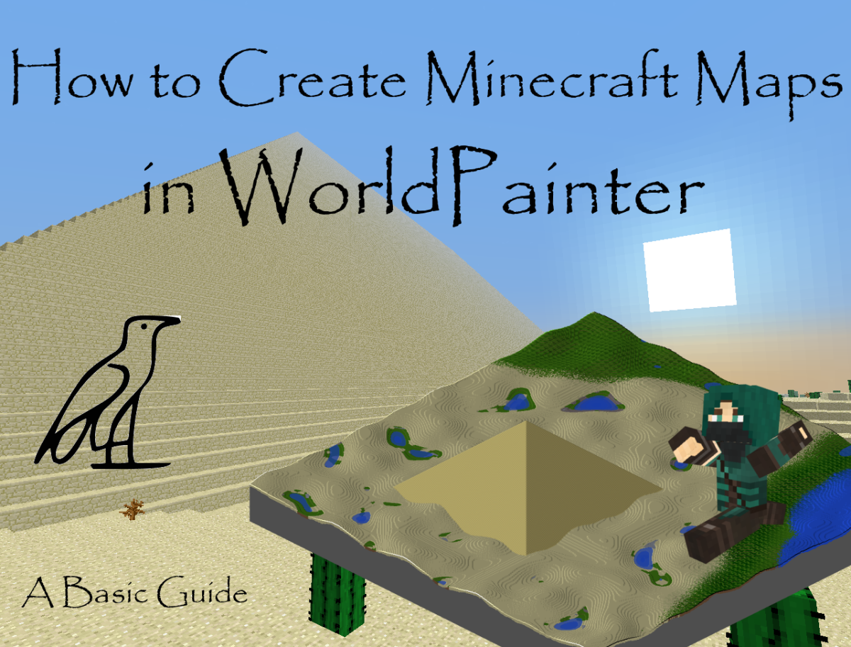 Learn how to use WorldPainter, a paint program that helps you generate and create maps with brushes, layers and other tools!