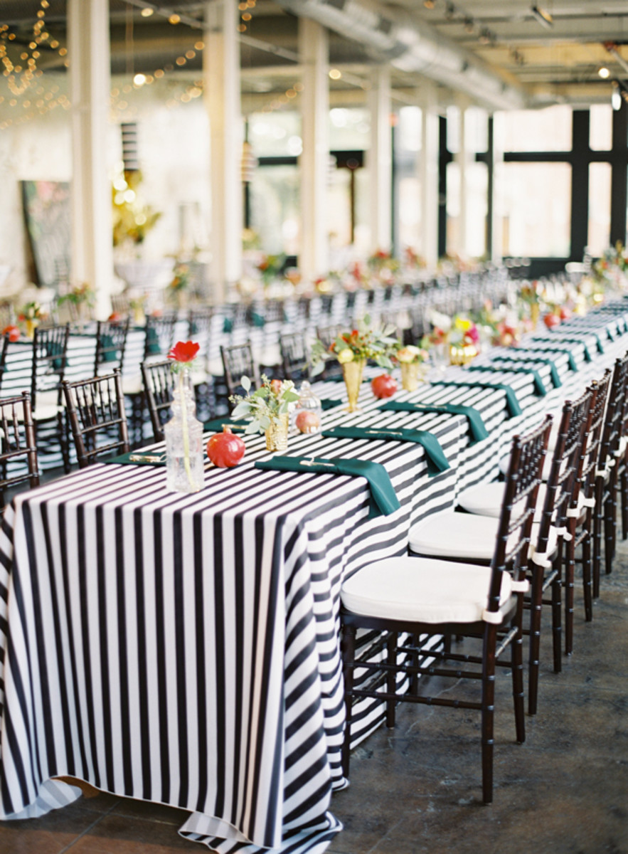 How to Make Your Own Wedding Linens