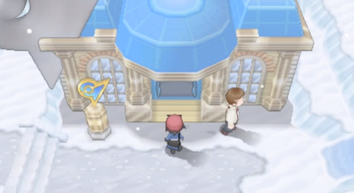 Pokemon X and Y Walkthrough, Part Thirty-Nine: Snowbelle City Gym