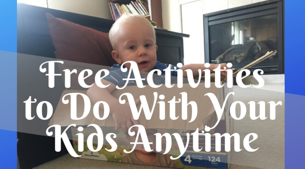 Free Activities to Do With Your Kids Anytime