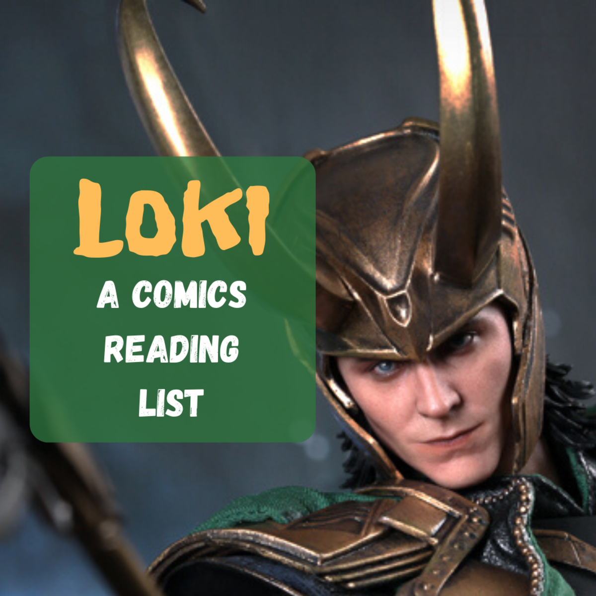 Marvel's Loki: A Comic Book Reading List for Beginners