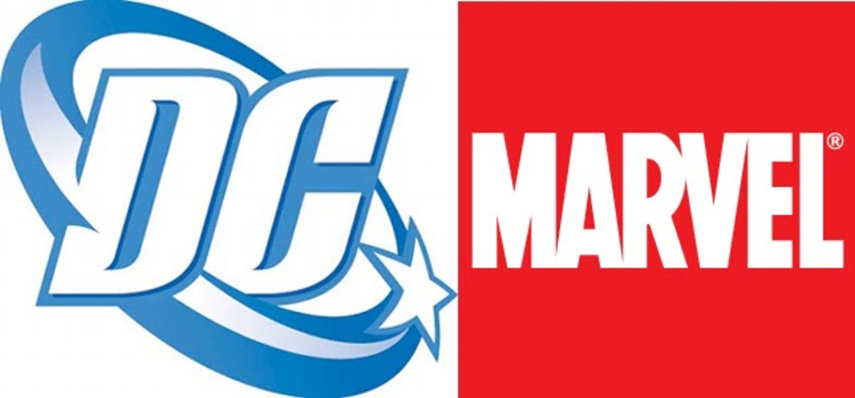 DC and Marvel are the two largest comic book publishers.