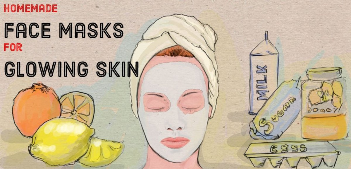 Homemade Remedies for Clean, Spotless, and Glowing Skin ...