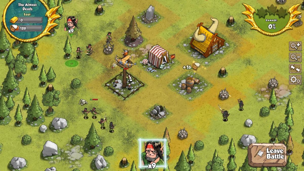 "10 Strategy Games Like ""Clash of Clans"""