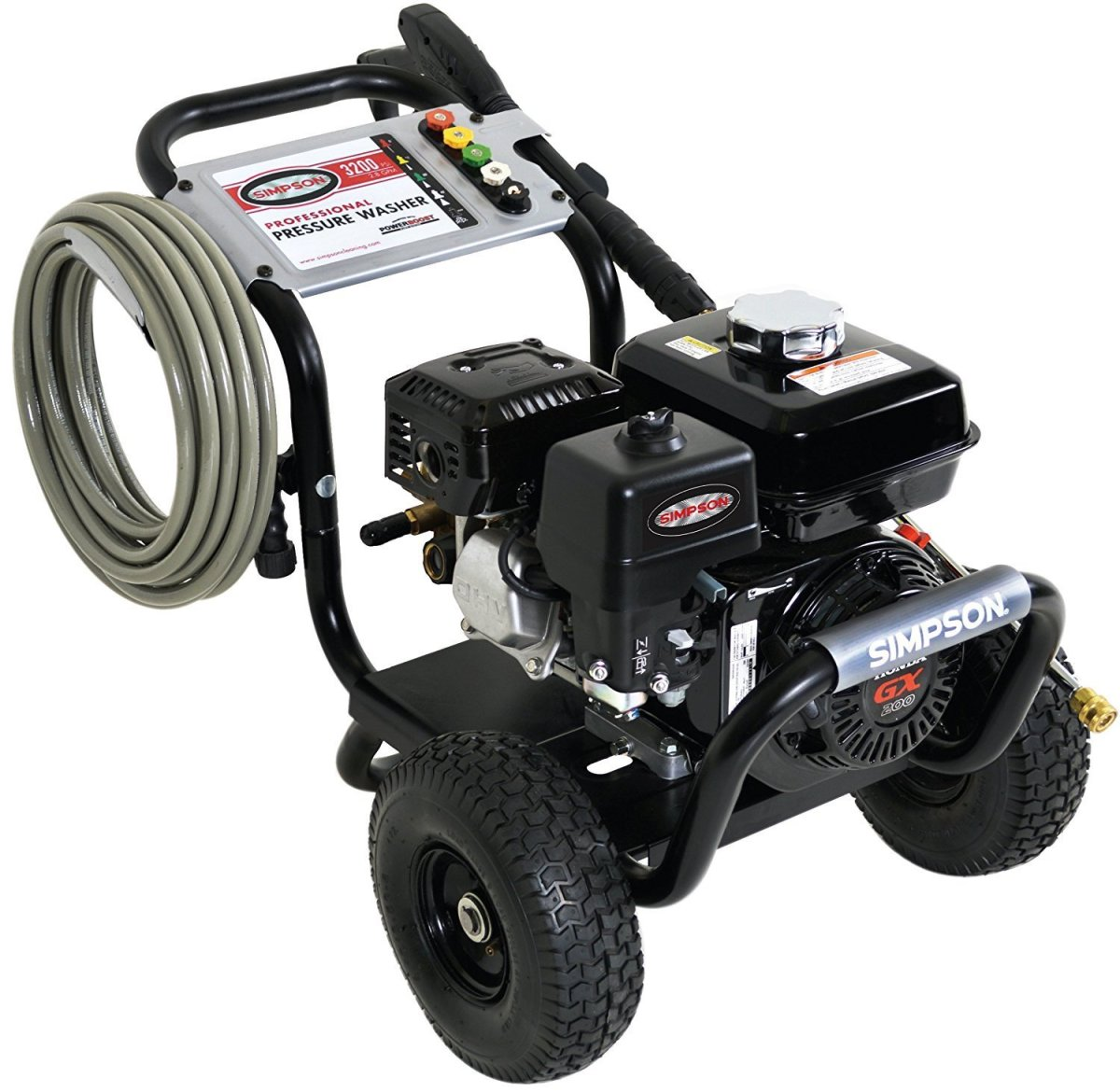 Simpson PS3228 Powershot Pressure Washer - Pros and Cons From an Owner