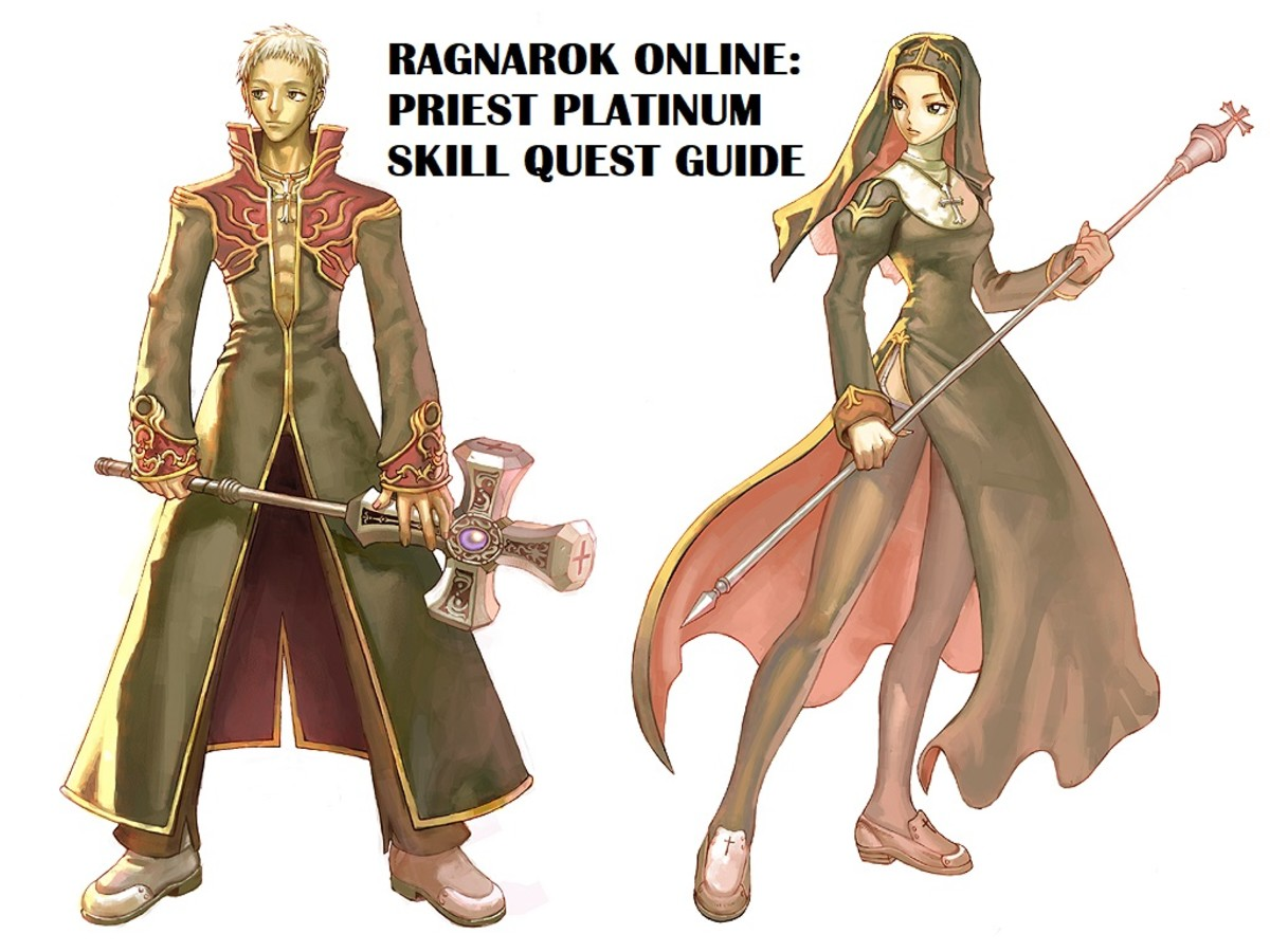 Ragnarok Online: Priest Platinum Skill Quest Guide