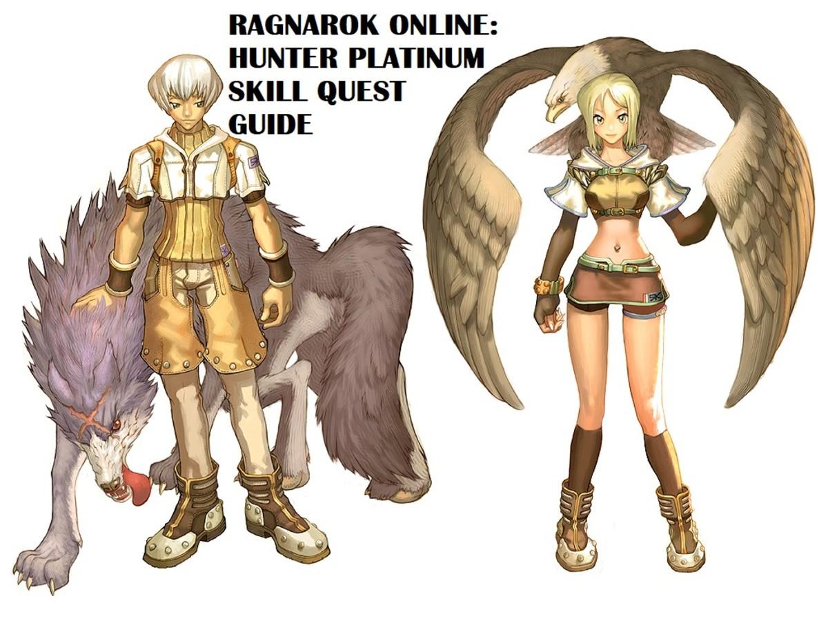 Ragnarok Online: Hunter Platinum Skill Quest Guide