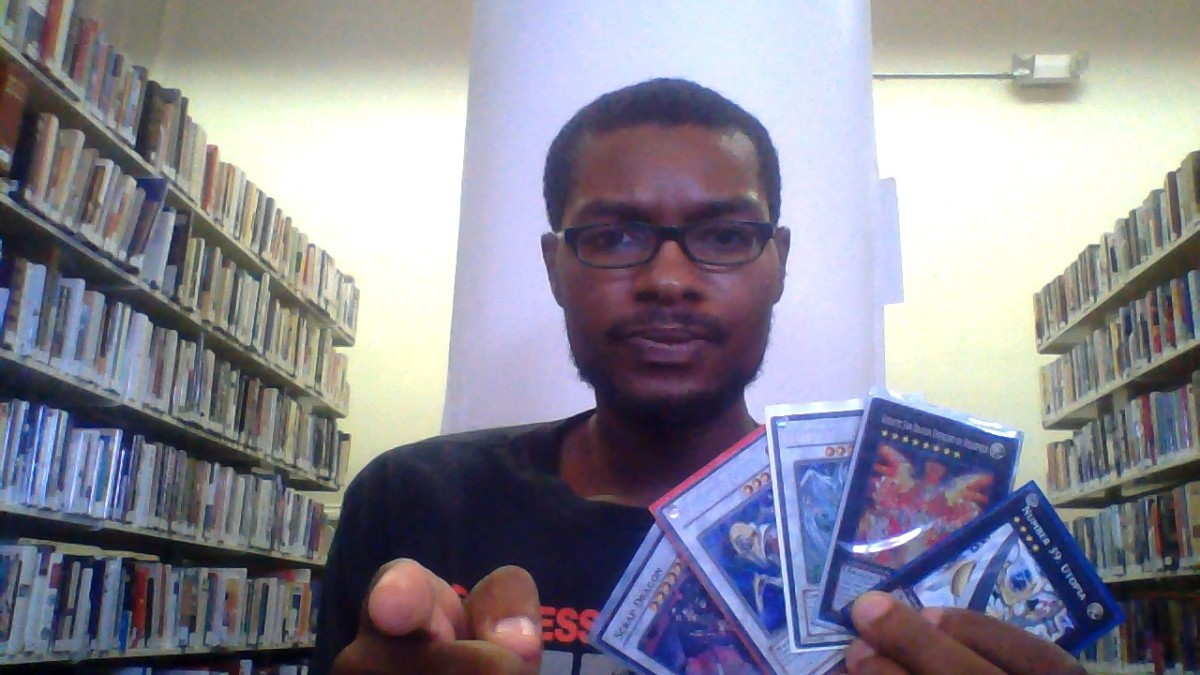 These cards want YOU...to win.