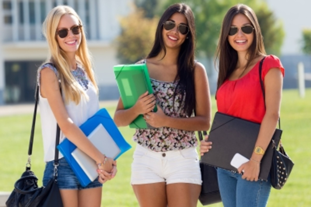Make your college days count!