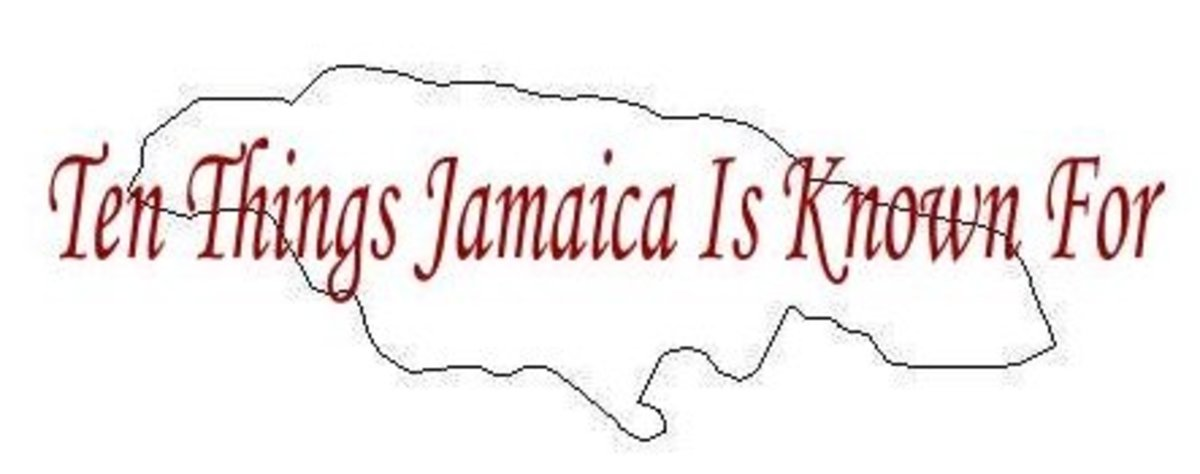 Ten Things Jamaica is Known For