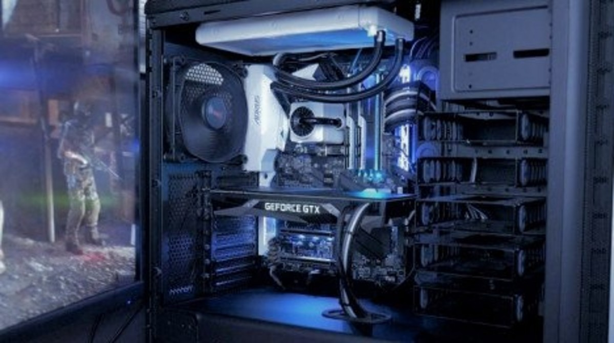Have a $1,500 budget for your new gaming rig? Here's the Ryzen and Coffee Lake builds we'd go with.