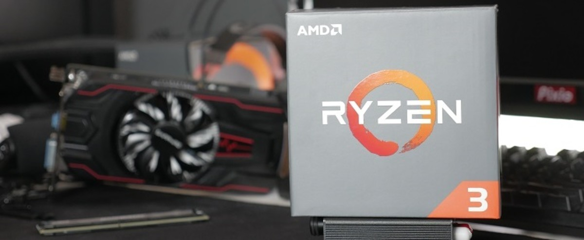 $600 Intel and AMD Gaming PC Builds for 2018