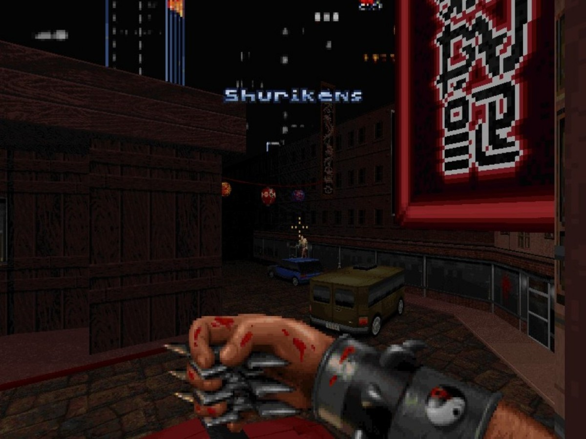 Why Shadow Warrior Classic Redux is a Rip-Off and You Shouldn't Buy it