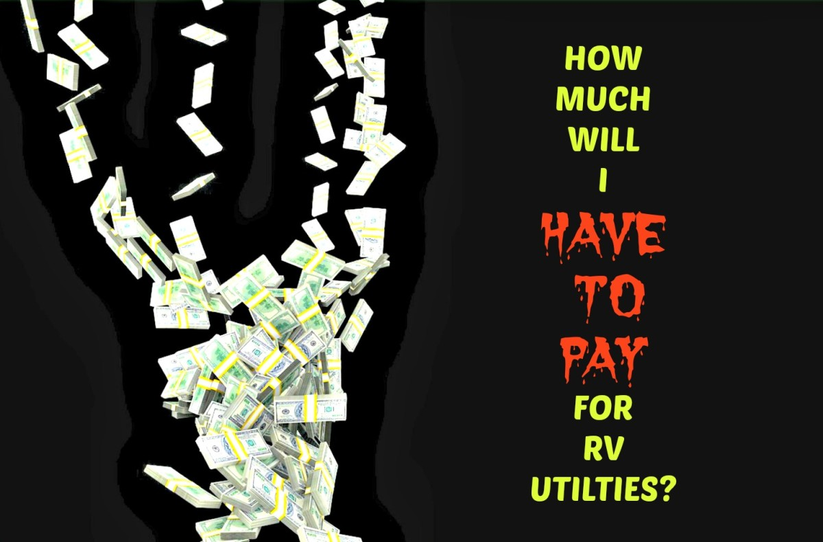 What Will I Have to Pay for RV Utilities?