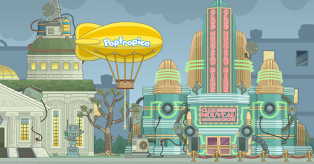6 Games Like Poptropica