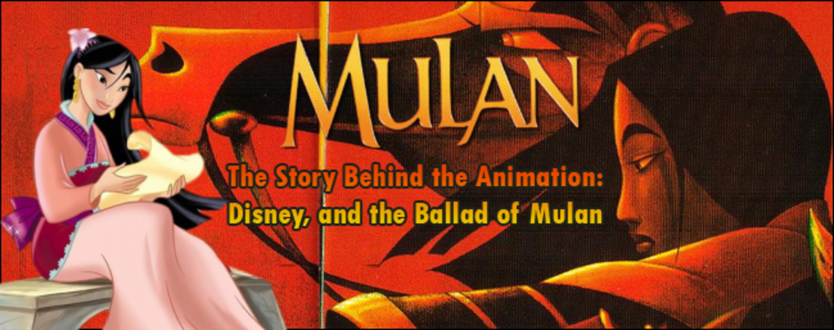 The Story Behind the Animation: Disney, and the Ballad of Mulan