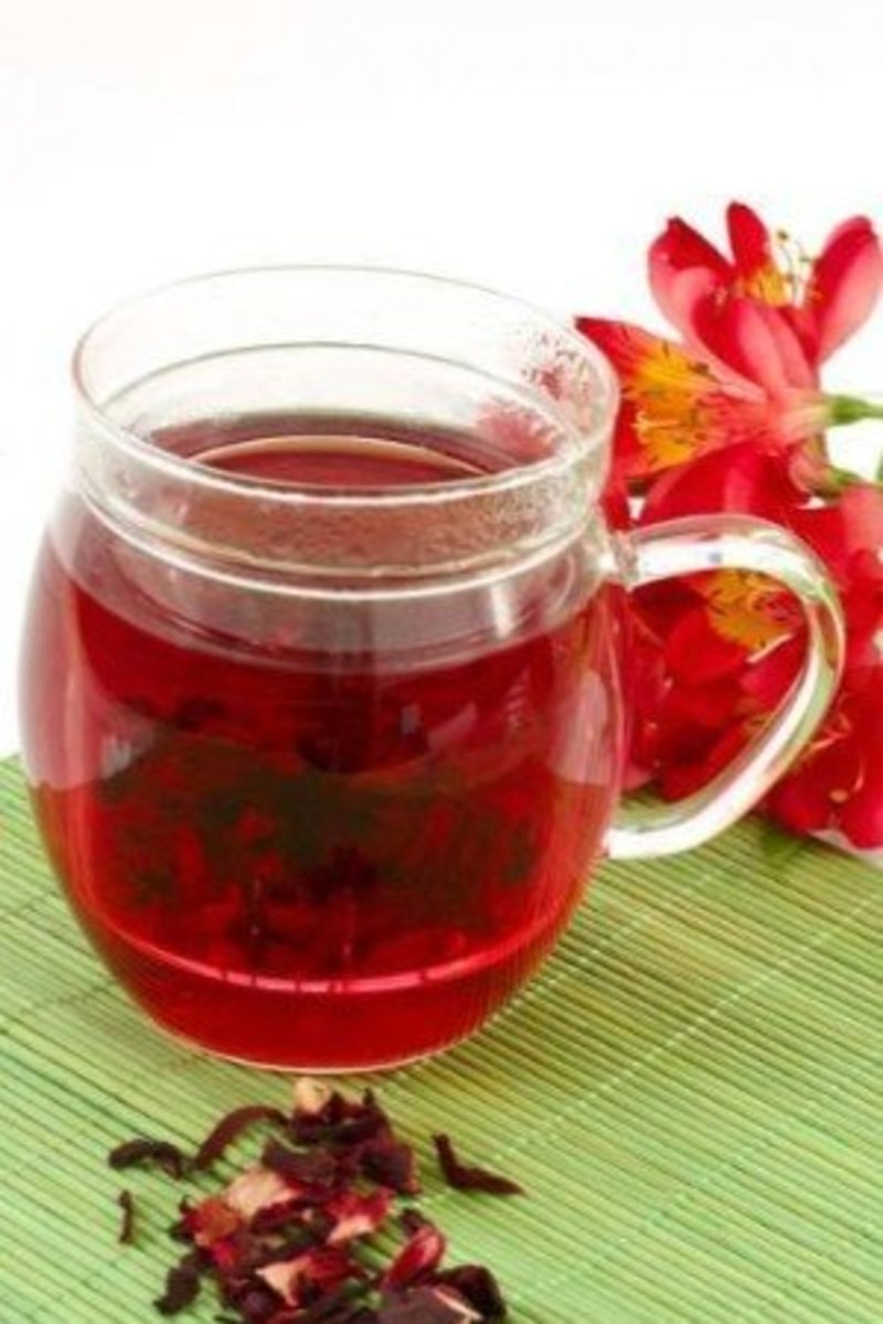 Hibiscus Teas are largely consumed in tropical regions. Each hibiscus plant has its own unique flavor.