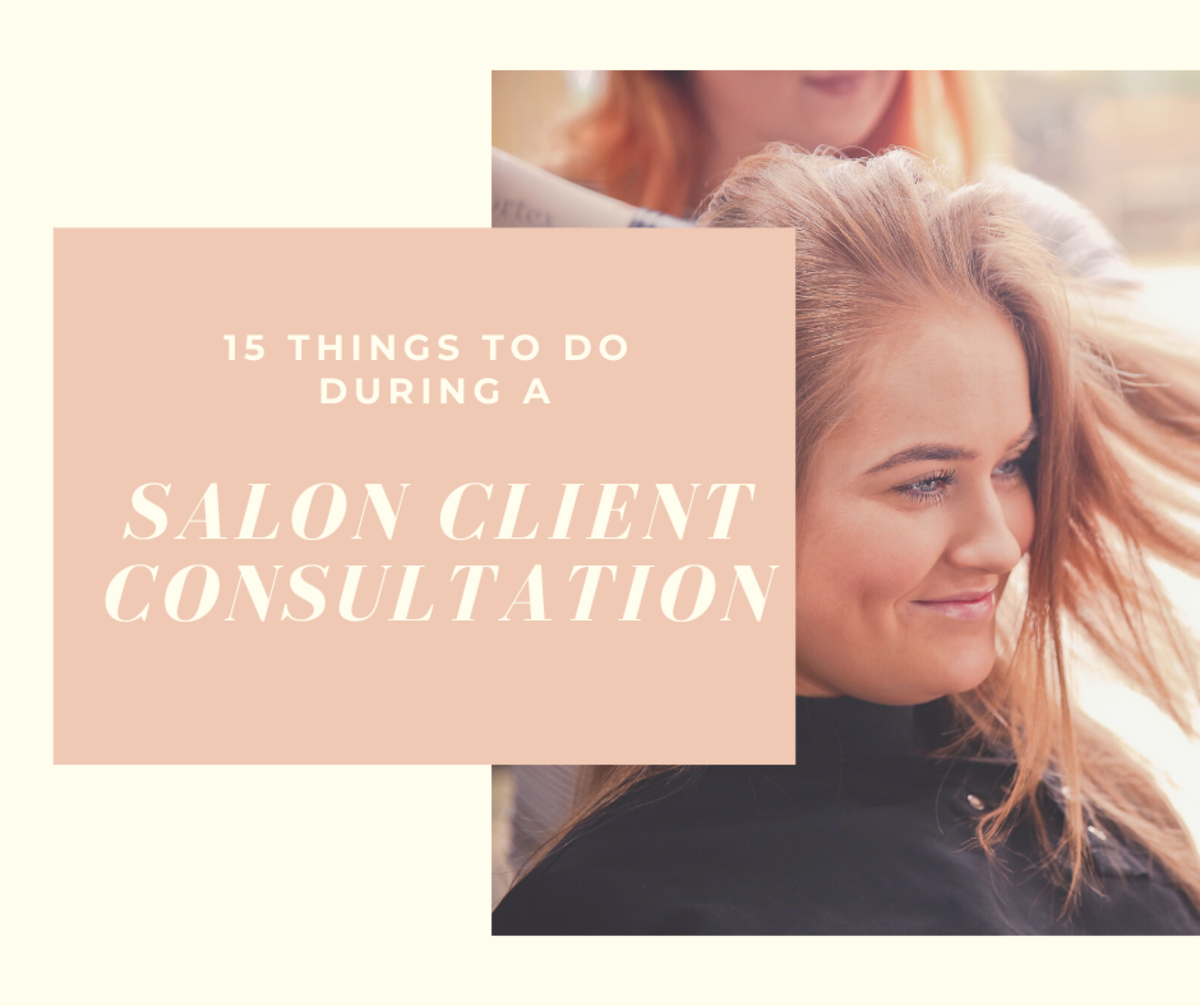 A client consultation helps you to establish trust with your clients as you discover their goals and concerns. Follow these 15 tips to perform a successful client consultation in your beauty salon.