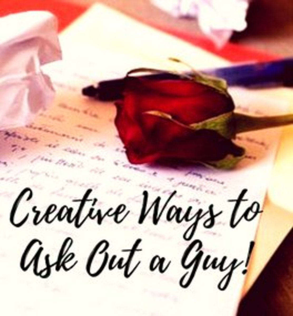 14 Cute and Creative Ways to Ask Out a Guy Without Sounding
