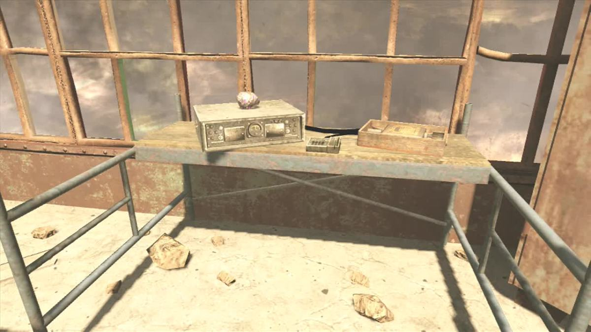 How to Build the Navcard Table in Buried - Call of Duty, Black Ops 2, Zombies