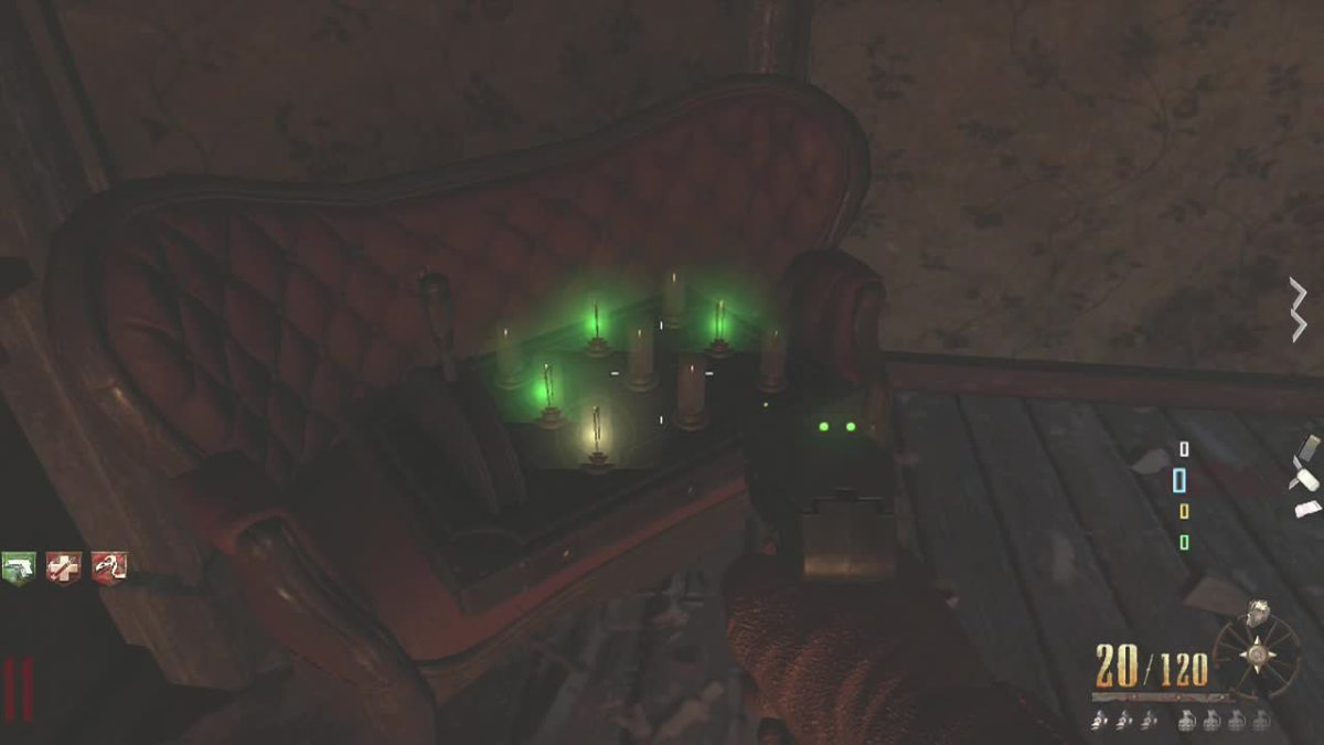 The Bells in Buried (Easter Egg Step) - Call of Duty, Black Ops 2, Zombies