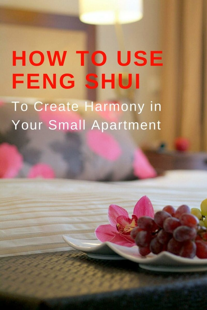 How to Apply Feng Shui Decorating Rules in a Small Apartment