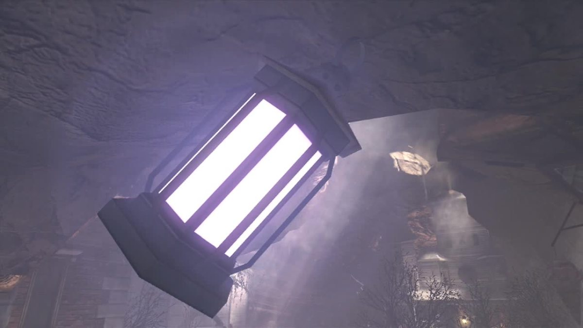 The Lantern in Buried (Easter Egg Step) - Call of Duty, Black Ops 2, Zombies