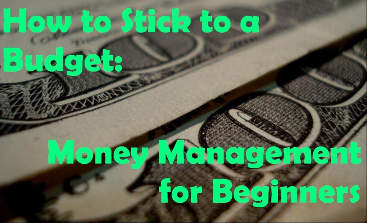 How to Stick to A Budget: Money Management for Beginners!