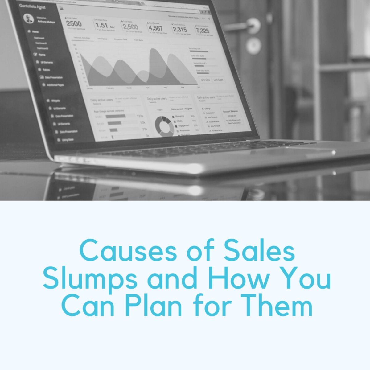 How to Plan for Sales Slumps