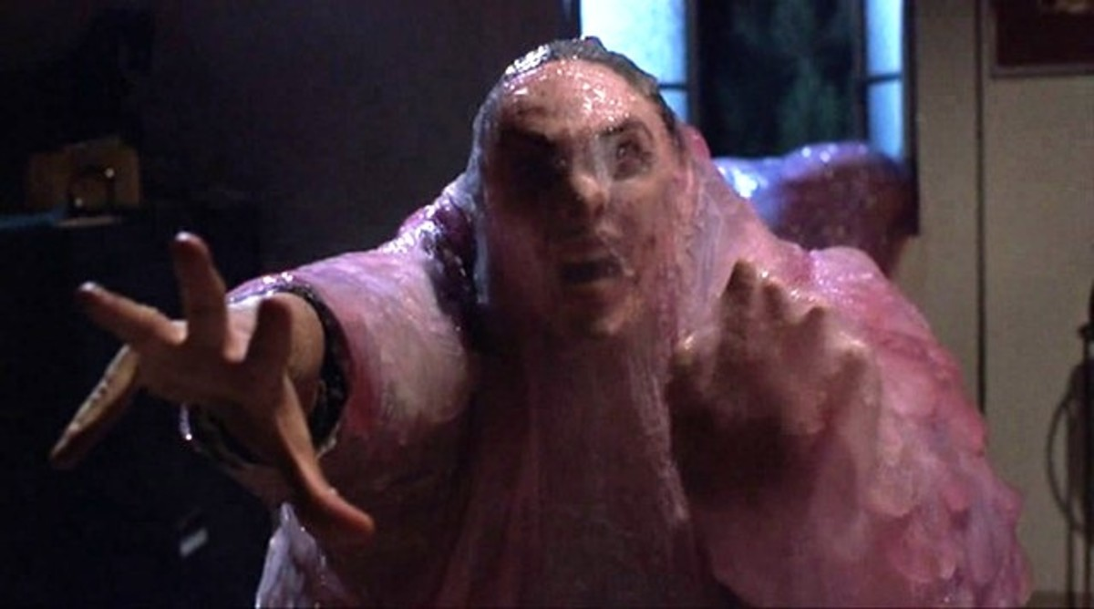Original vs. Remake: The Blob (1958) vs. The Blob (1988)