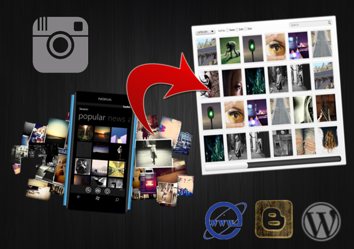 How to Embed Instagram photos and Videos on your site