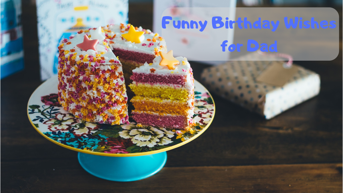 Wondrous 20 Funny Birthday Wishes And Quotes For Dad Holidappy Funny Birthday Cards Online Fluifree Goldxyz