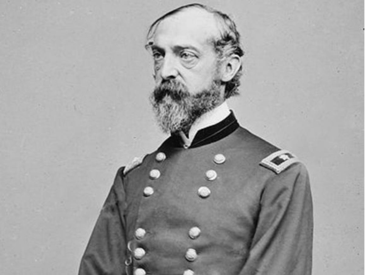 General George G. Meade: Hero Of Gettysburg or Goat?