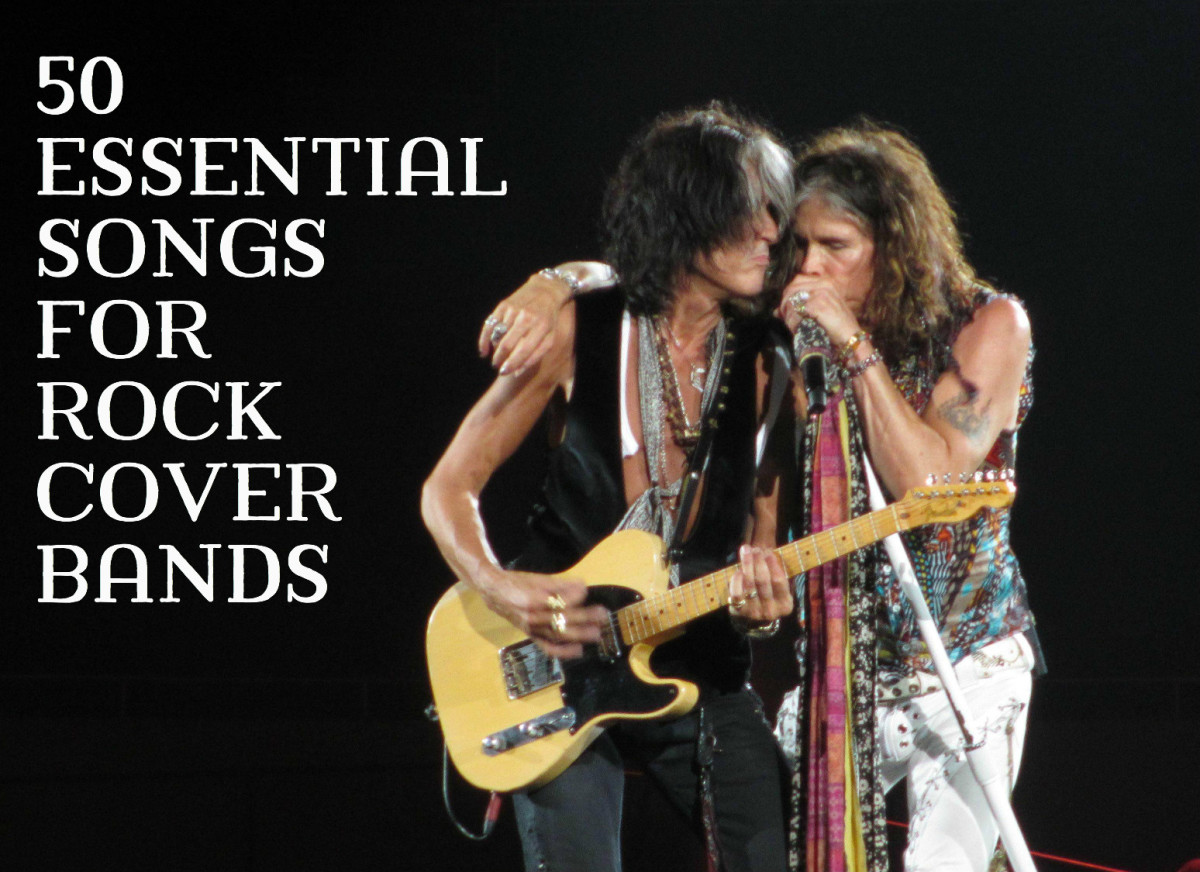 50 Rock Songs That Every Cover Band Musician Should Know