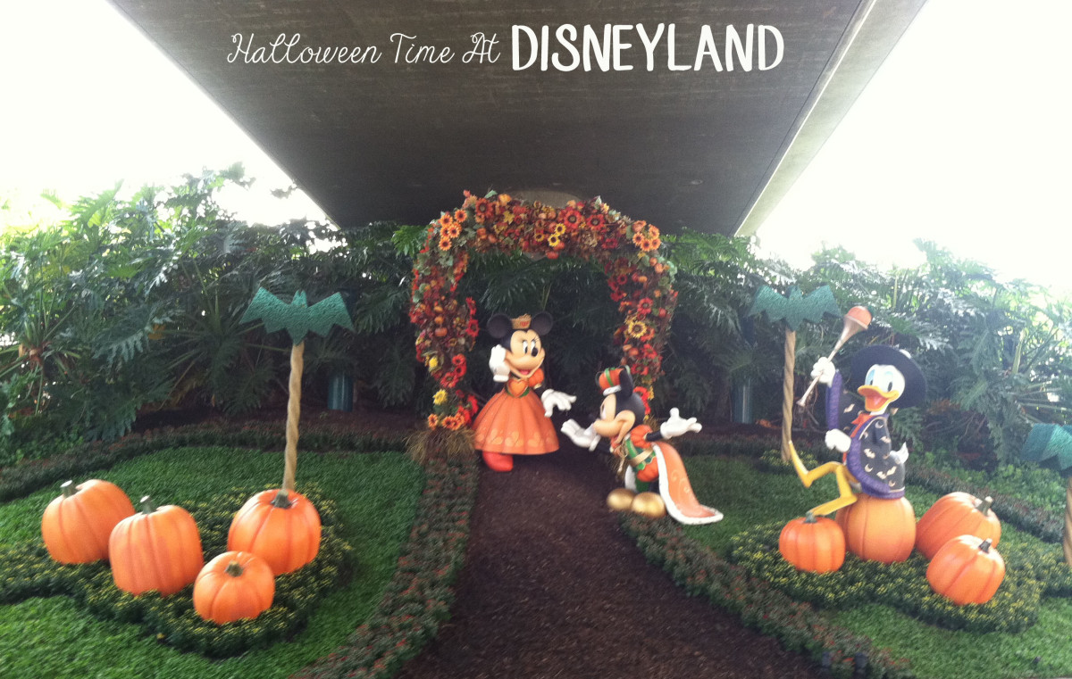 What Is Halloween Time Like at Disneyland?