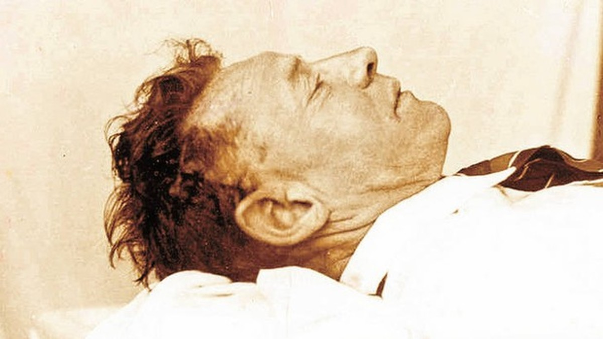 The Body on the Beach: The Somerton Man - Taman Shud Case