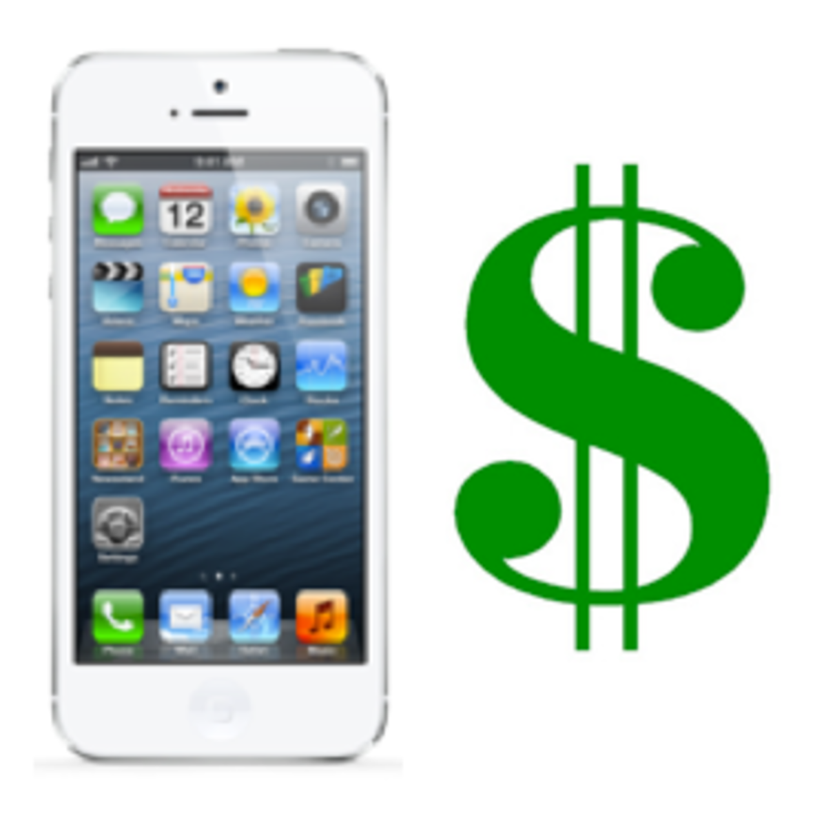 You can earn money with your smartphone by using a few different apps.