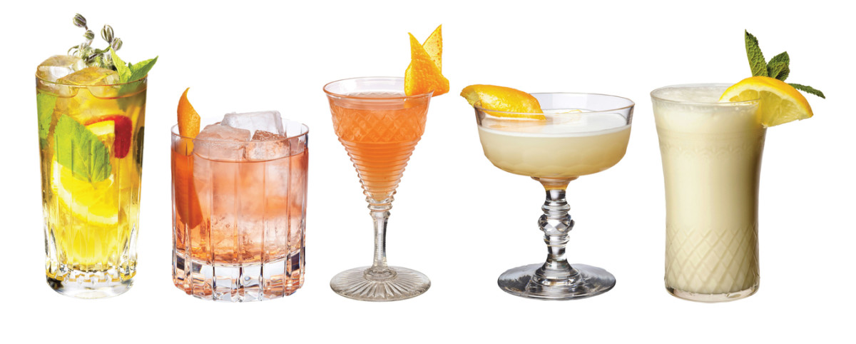 Drink in Style With These 5 Classic Gin Cocktails