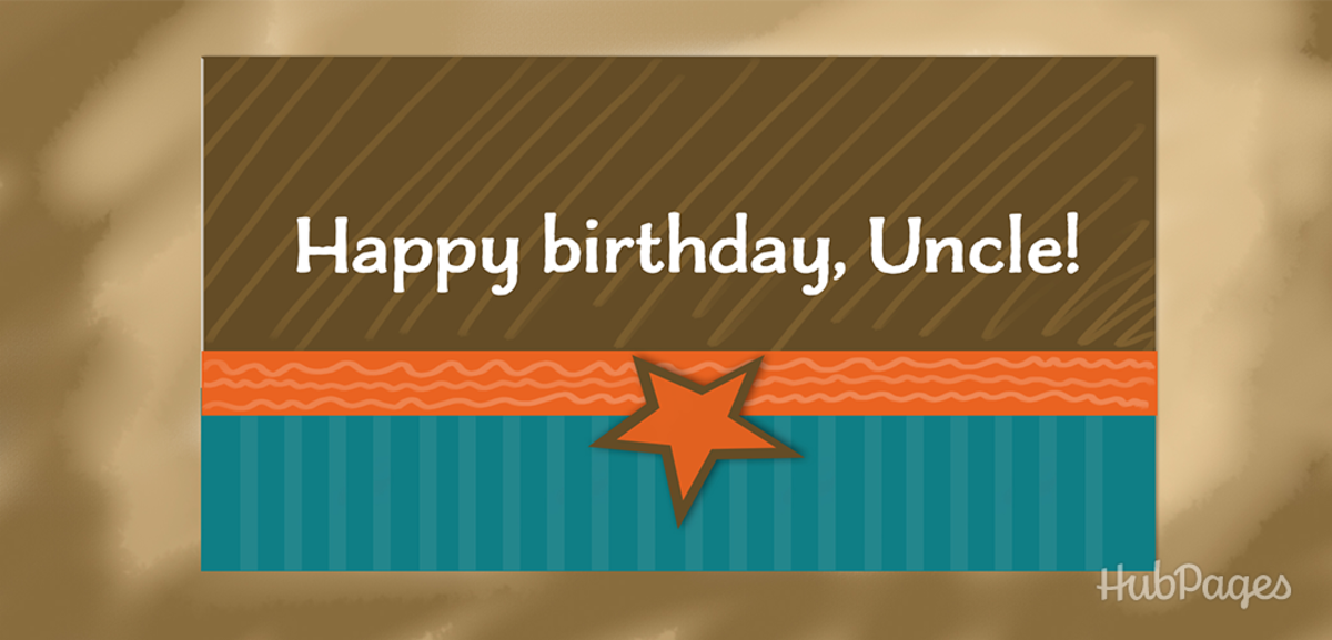 A Great Collection of 25 Unique Birthday Wishes for Uncle