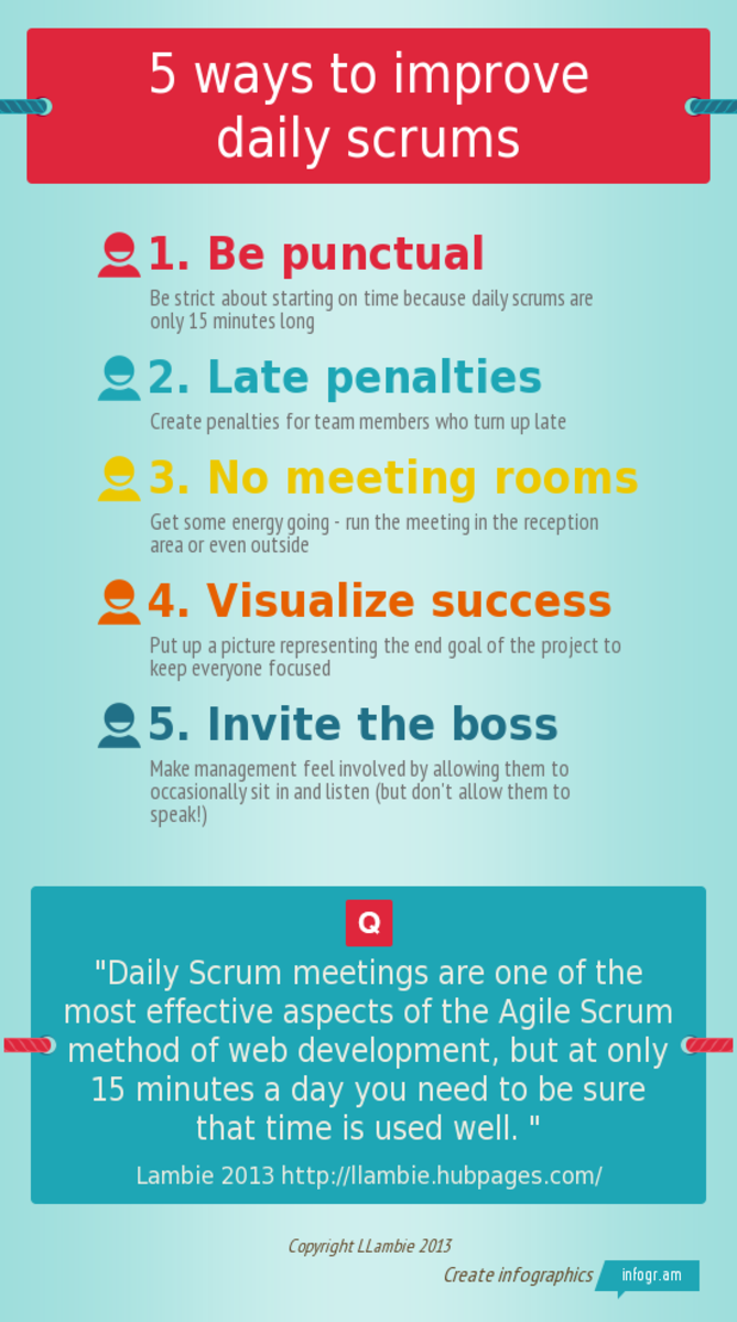 5 Ways to Improve Daily Scrums