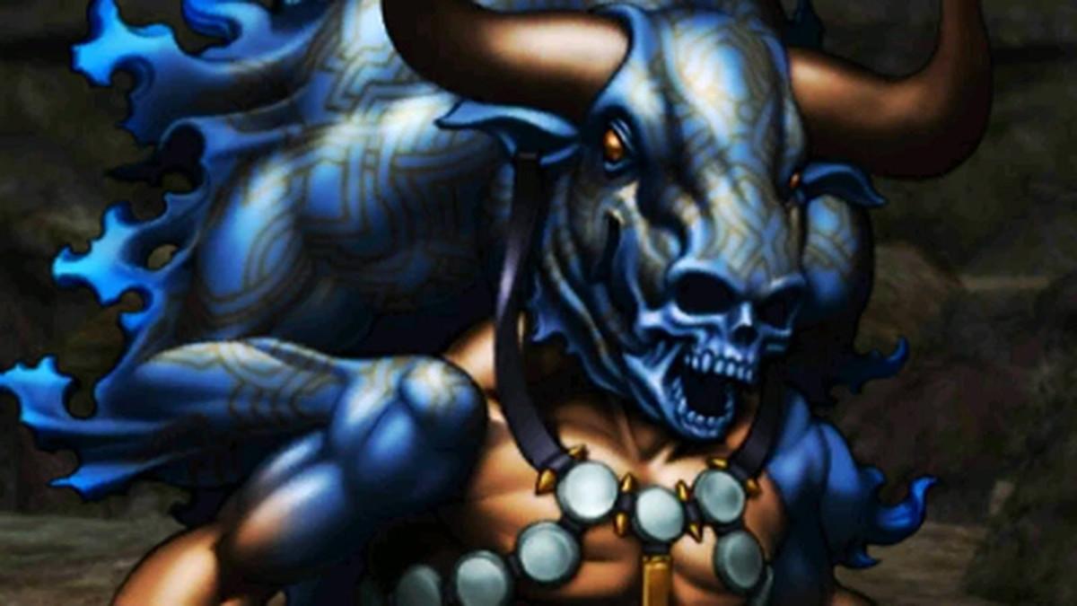 Shin Megami Tensei 4 Iv How To Beat The Minotaur Levelskip Video Games