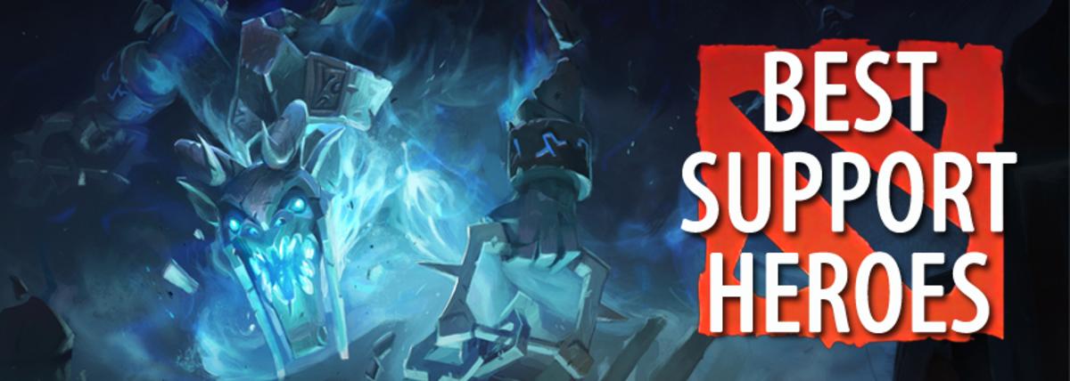 Best Dota 2 Support Heroes Levelskip