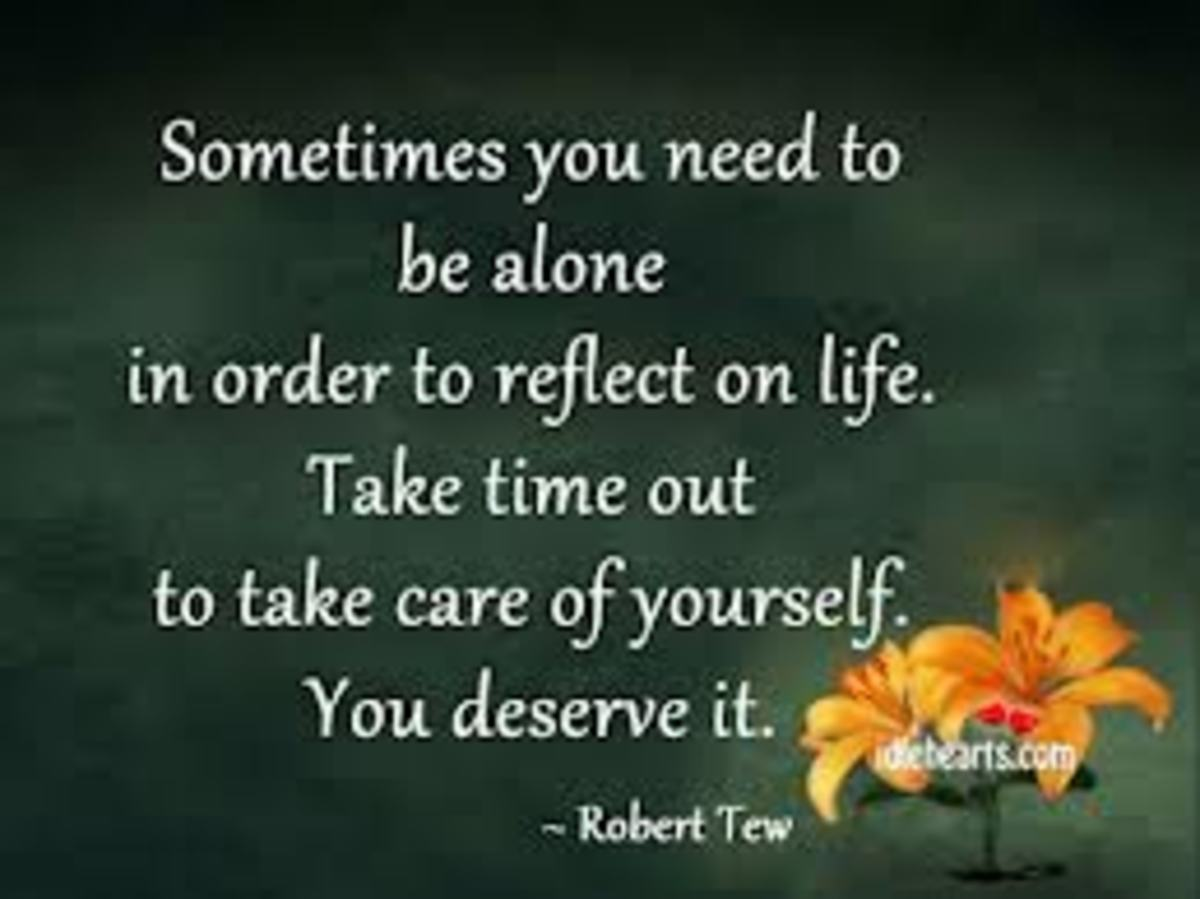 Take Time for Life