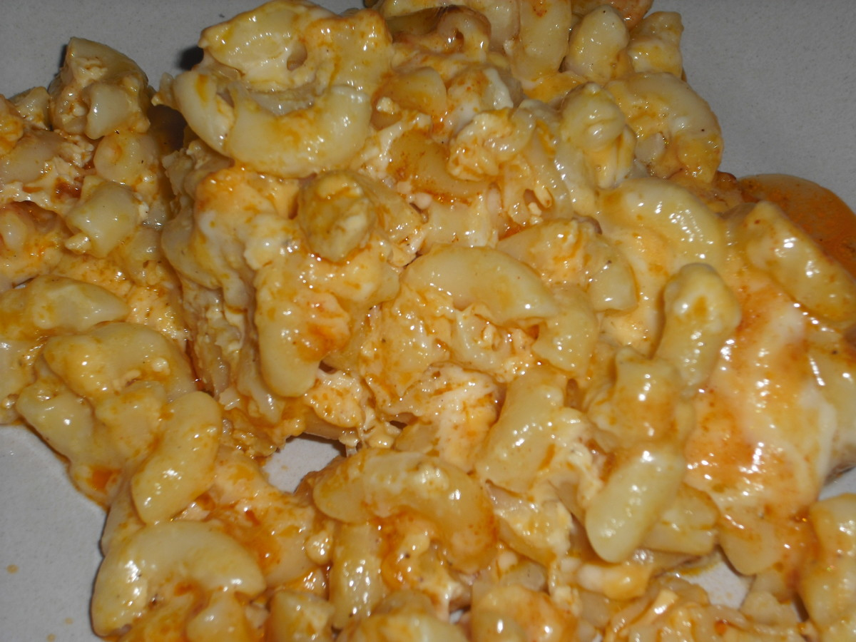 Best Potluck Recipes:  Crock Pot Mac and Cheese